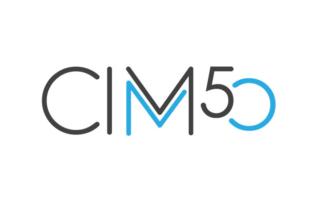 Cim50 logo
